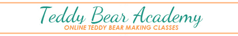 Teddy Bear Academy - Online teddy bear making classes