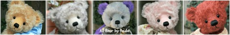 All Bear by Paula - Beautiful teddy bears from Paula's original designs, especially for the adult collector by Paula Carter