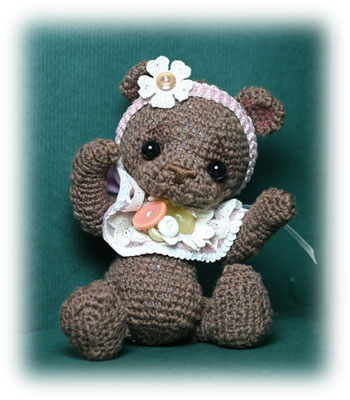Demonstrative Bears ~Rosie~ / Showcase / Teddy Talk ...