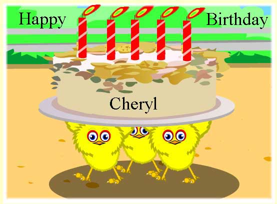 HAPPY BIRTHDAY CHERYL / General / Teddy Talk: Creating, Collecting.