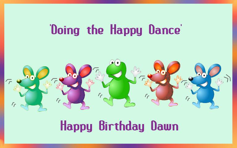 Pics s Happy Birthday Dawn