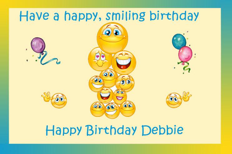 Happy Birthday Deb Backyard Galah Cam
